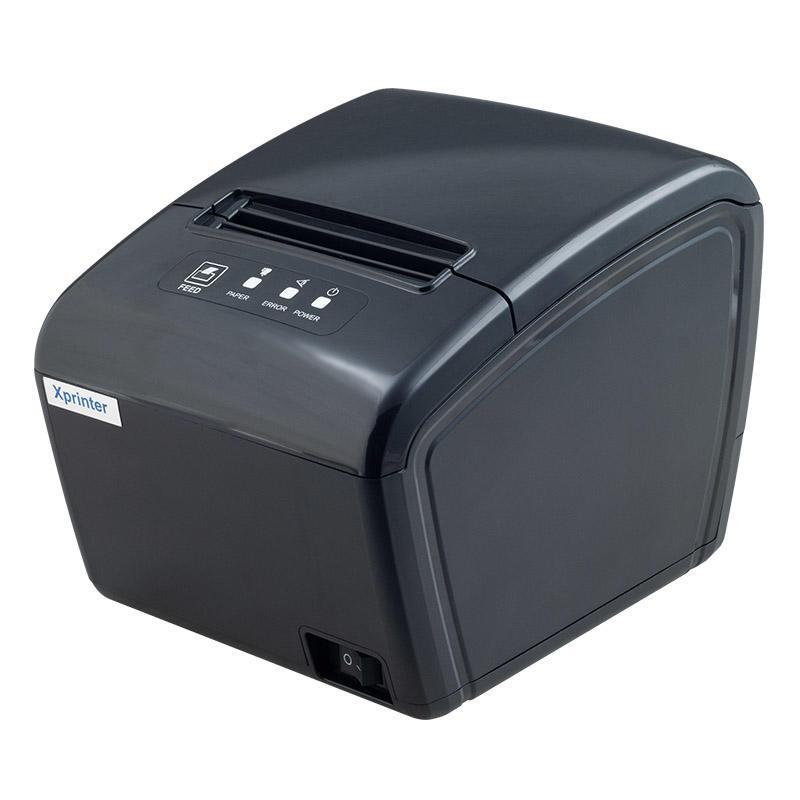 Принтер чеков Xprinter XP-S200M Wi-Fi + USB 80мм с автообрезкой