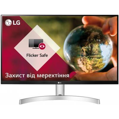 Монитор LG 27MK600M-W