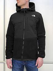 Флисовая куртка The North Face (Черный), фото 2