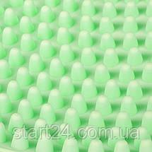 Балансировочная подушка (сенсомоторная) массажная Springos PRO FA0082 Mint, фото 3