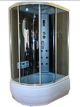 Гартоване скло для душової кабіни або гідробоксу