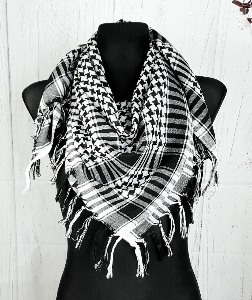 Арафатка, платок с кистями
