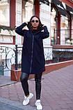Жіночий модний парку,розміри:48-50,52-54,56-58., фото 4