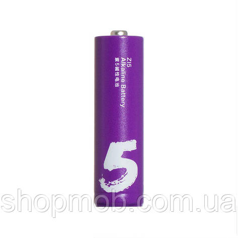 Батарейки Xiaomi Rainbow Zi5 Alkaline 1.5V-S2 / LR6 (10 шт.) Характеристики AA, фото 2