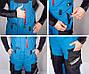 Зимовий костюм для риболовлі Norfin TORNADO (-30 °) 408001-S, фото 6