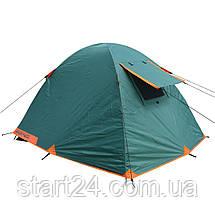 Палатка туристическая двухместная SportVida 270 x 155 см SV-WS0020, фото 2