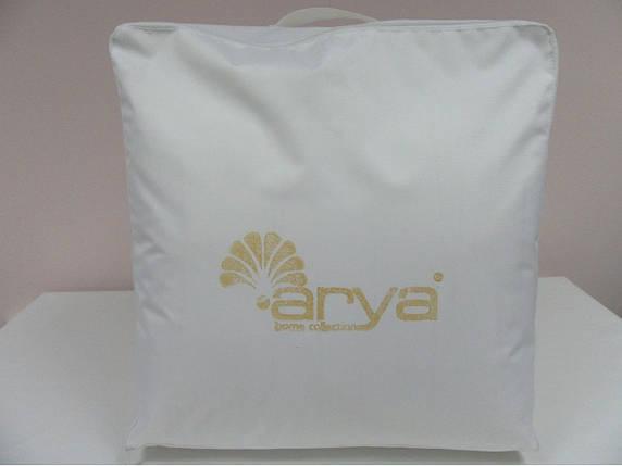 Ковдра двоспальне євро 195х215 см 4 seasons Білий Arya AR-1250142, фото 2