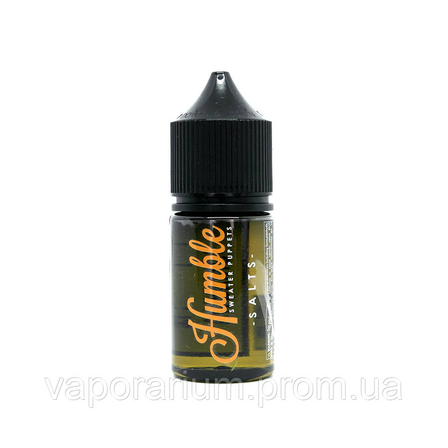 Жидкость для электронных сигарет Humble Salts Sweater Puppets 48 мг 30 мл