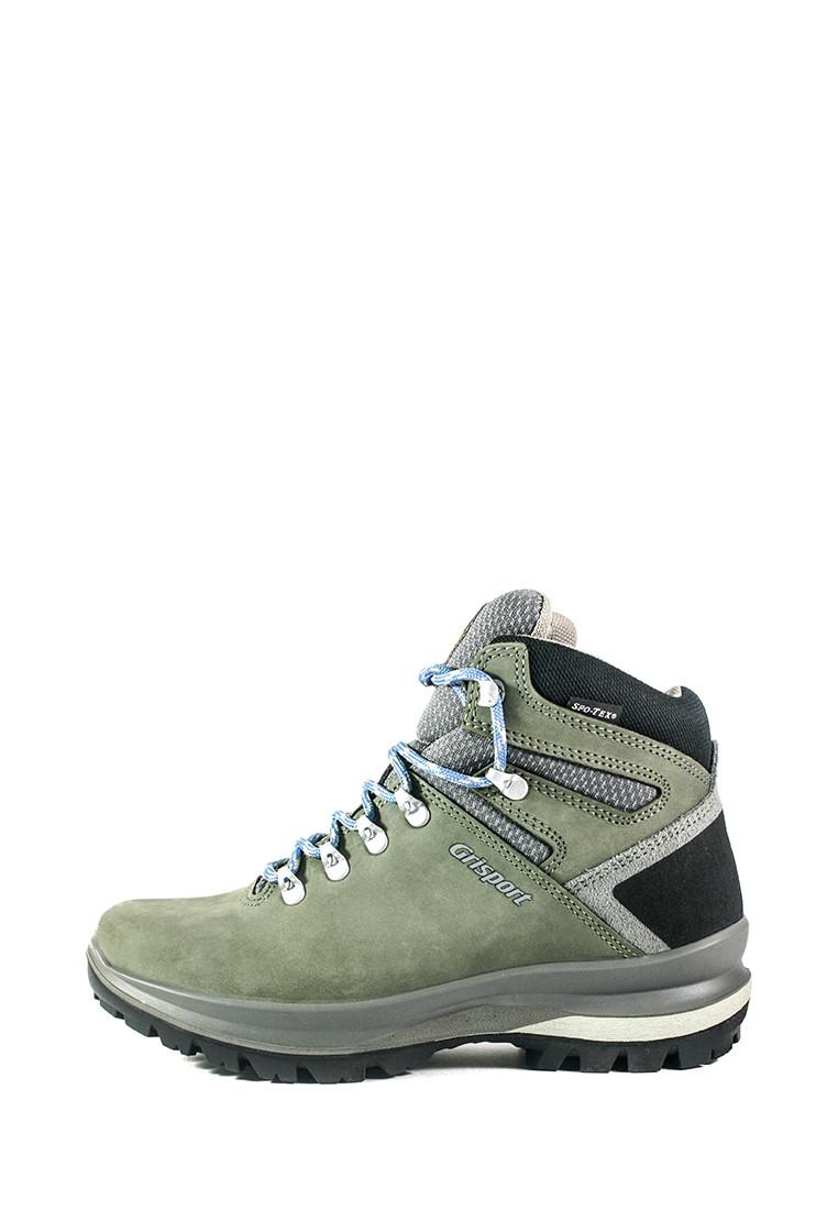 Ботинки зимние женские Grisport Gri14117 хаки нубук (36)