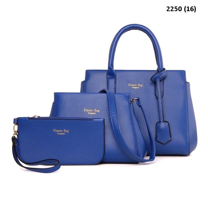 Шикарная женская сумочка 3 в 1 2250 (16)