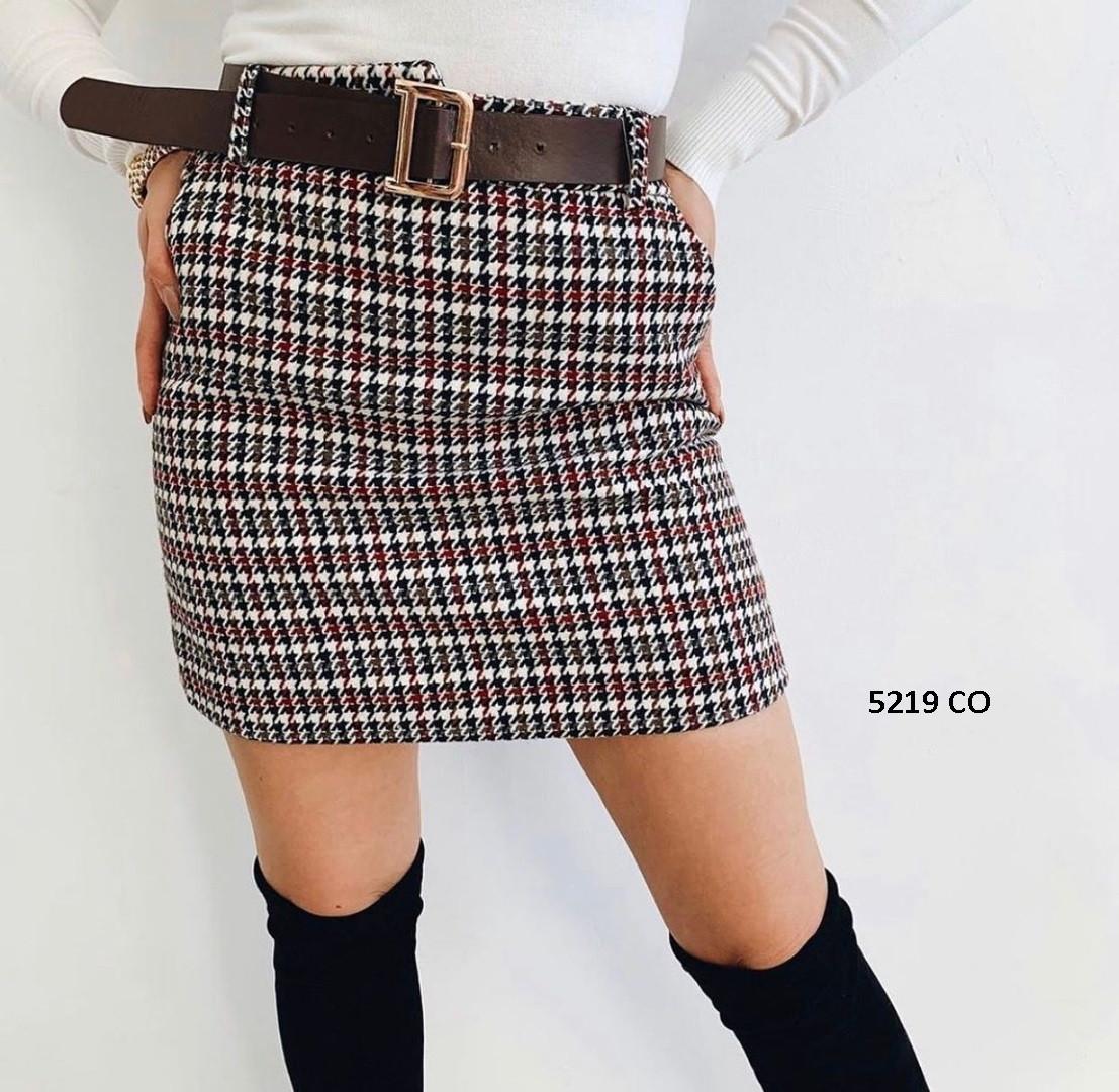Стильная женская юбка 5219 CO