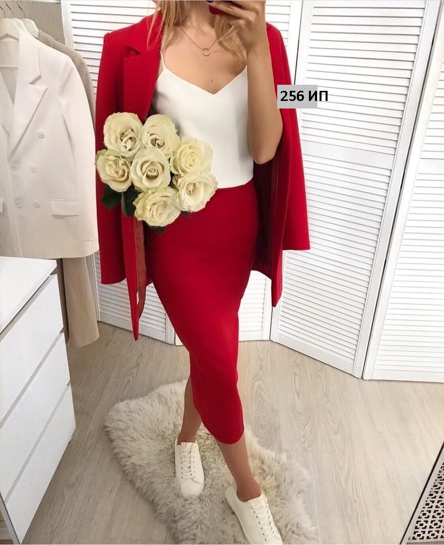 Элегантная женская юбка 256 ИП