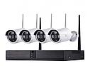 Набор камер видеонаблюдения 5G KIT WiFi 4CH, фото 3