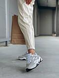 Женские осенние кроссовки Nike M2k Tekno (с блесками), кроссовки Найк М2к Текно (Реплика ААА), фото 3