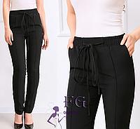 Черные женские брюки, фото 1