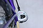 Міський велосипед COSSACK LOW LINE 26 Nexus 3 фіолетовий Польща, фото 9