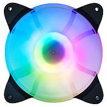 Вентилятор 1stPlayer CC-Combo RGB 3 Fans; 120х120х25мм, 6-pin