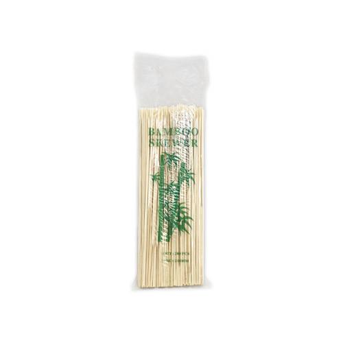 Шпажки бамбуковые для шашлыка | деревянные шашлычные палочки - 15 см, 200 шт.