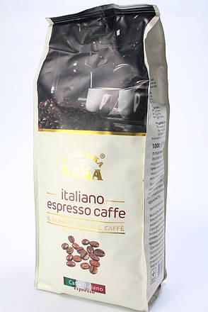 Кофе в зернах Віденська кава Italiano Espresso Coffee 1кг Украина, фото 2