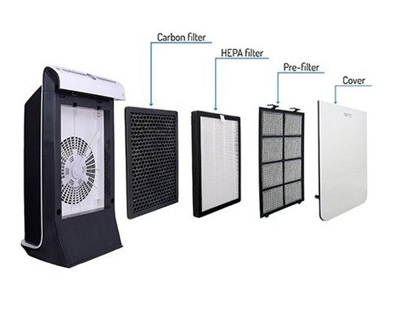 Воздухоочиститель (ионизатор воздуха) Camry CR 7960 45 вт - до 30 кв.м.