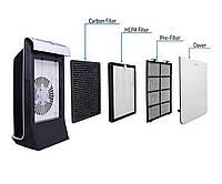Воздухоочиститель (ионизатор воздуха) Camry CR 7960 45 вт - до 30 кв.м., фото 1