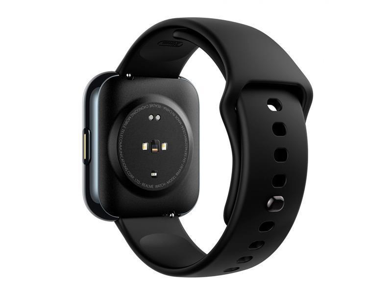 Смарт-годинник Realme Watch Black