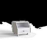 Спальний комплект Amelie b4 Білий супермат, фото 4