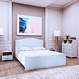Спальний комплект Amelie b3 БЛАКИТНА ЛАГУНА, фото 2