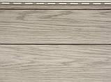 Сайдинг вініловий фасайдинг Fasiding WOODHOUSE панель Золотий Дуб 3,00*0,25, фото 3