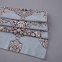 Постельное белье семейное Arya Simple Living Alonna AR-A107022 сатин 160x220х2 см, фото 3