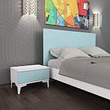 Спальний комплект Picassa b2 БЛАКИТНА ЛАГУНА, фото 2