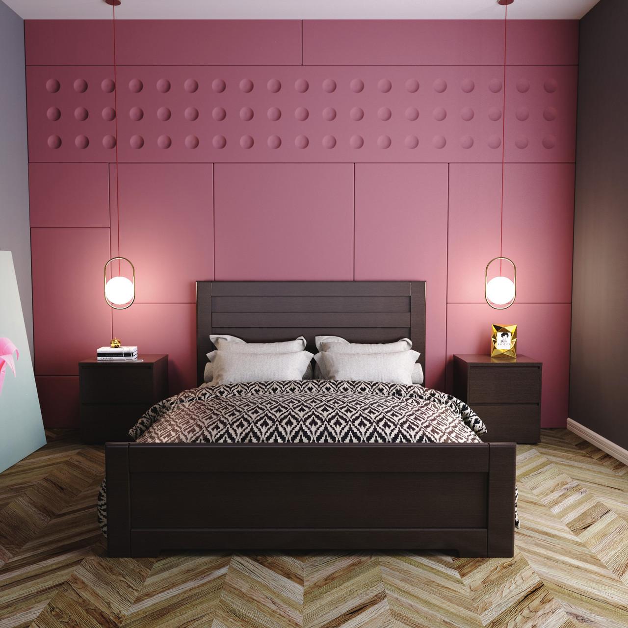 Ліжко Light Венге (1670, 1600x2000)