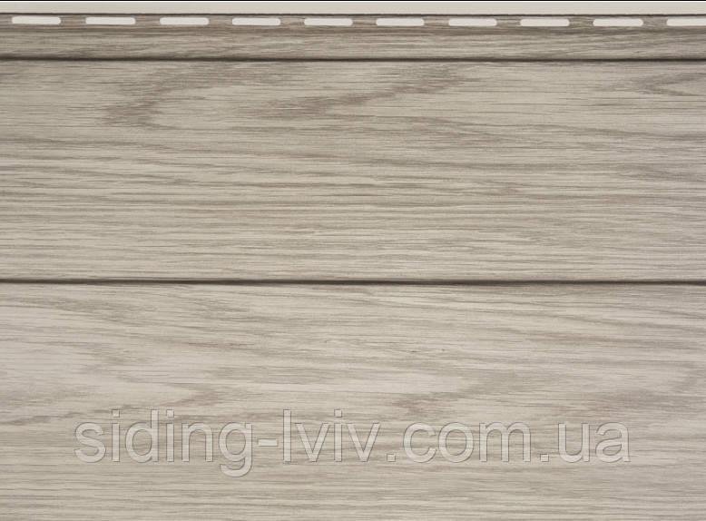 Сайдинг вініловий фасайдинг Fasiding WOODHOUSE панель Дуб Морений 3,00*0,25 см