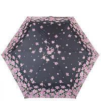 Складаний парасолька Fulton Зонт жіночий компактний полегшений супертонкий механічний FULTON (ФУЛТОН), фото 1