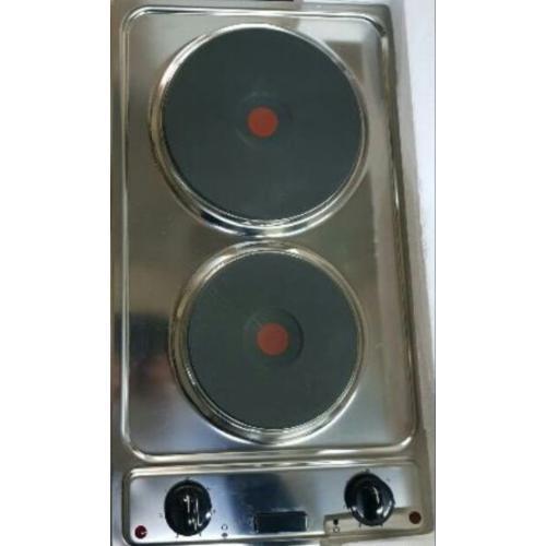 Варочная поверхность INOX 2E Domino электрическая