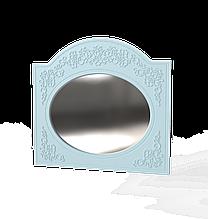Дзеркало овальне Amelie Блакитна лагуна