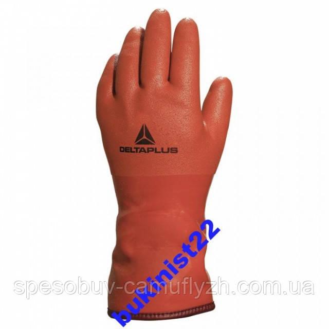 Перчатки Delta Plus VE 760 зимние для Рыбалки,  морозостойкие До -50*