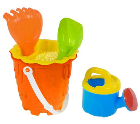 Набор для песка для малышей.Игровой набор для песка.