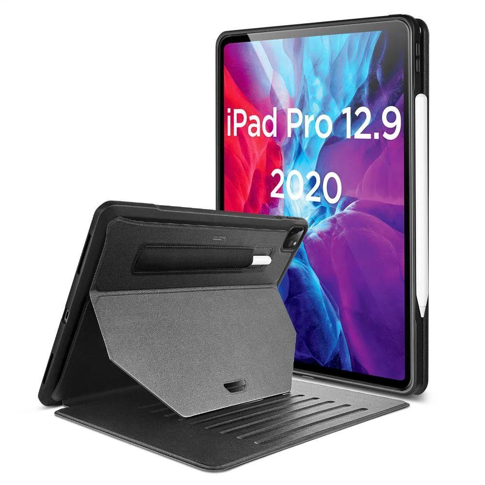 Чохол для планшета ESR Sentry Stand Apple iPad Pro 12.9 2020 Black (3C02192540101)