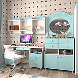Столик туалетний Amelie Блакитна лагуна, фото 2