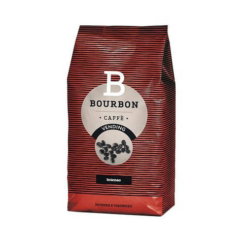 Кофе в зернах Lavazza Bourbon Intenso 1кг Лавацца Оригинал Италия, фото 2