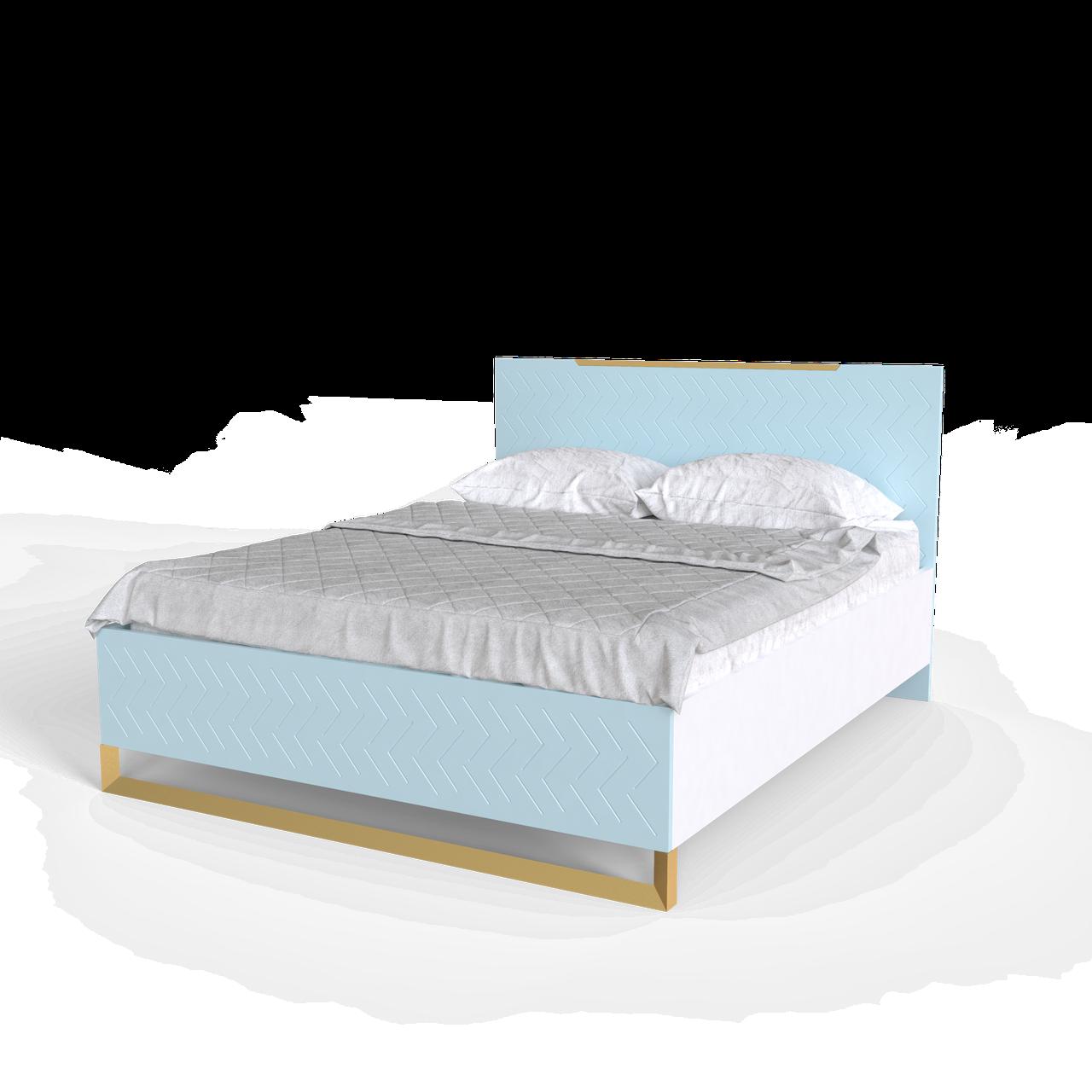 Ліжко Swan Блакитна лагуна (1670, 1600x2000)