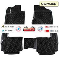 Полиуретановые ковры Hyundai i30 с 2012- / цвет: черный