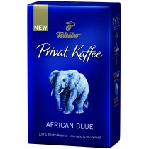 Кофе Молотый  Tchibo Privat Caffee African Blue 250 г