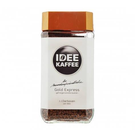 Кофе  Растворимый  J.J.Darboven Idee Gold Express скл. 200 г, фото 2