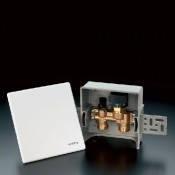 Набор для теплого пола в отдельных помещениях  Oventrop Unibox E RTL