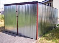 Металлические гаражи на металлолом