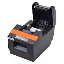 Принтер чеків з автообрезкой Xprinter XP-Q90EC, фото 3