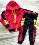 Спортивный костюм из двунити Adidas размеры 30,32, фото 2