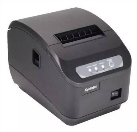 Принтер чеков с автообрезкой Xprinter XP-Q200II, фото 2